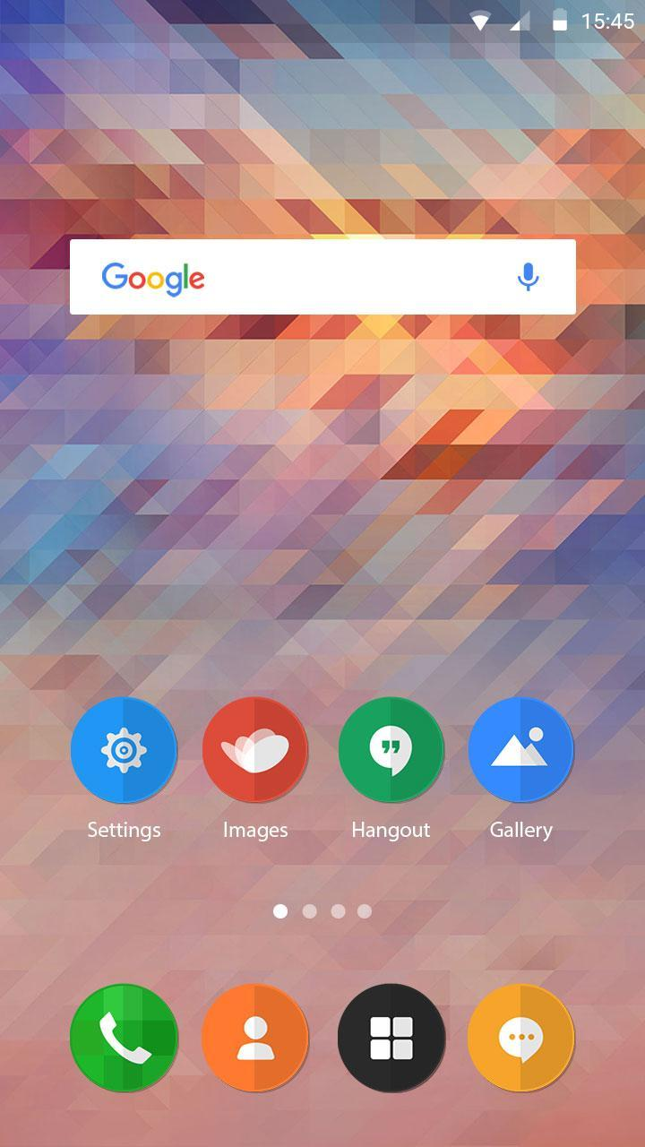 Samsung Galaxy A6 (2018) theme and launcher for Android