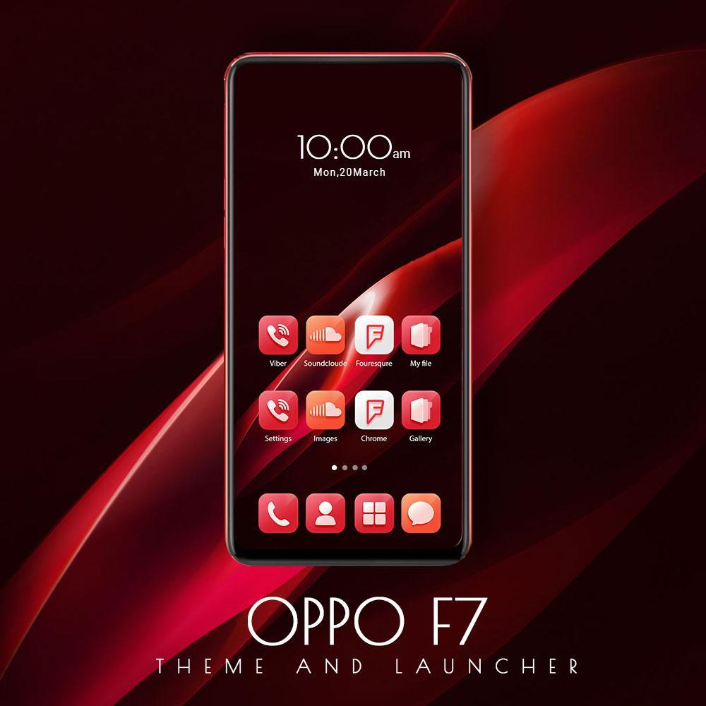 Oppo F7 Theme and Launcher for Android - APK Download
