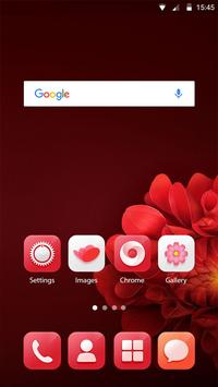 Oppo F7 Theme and Launcher screenshot 2