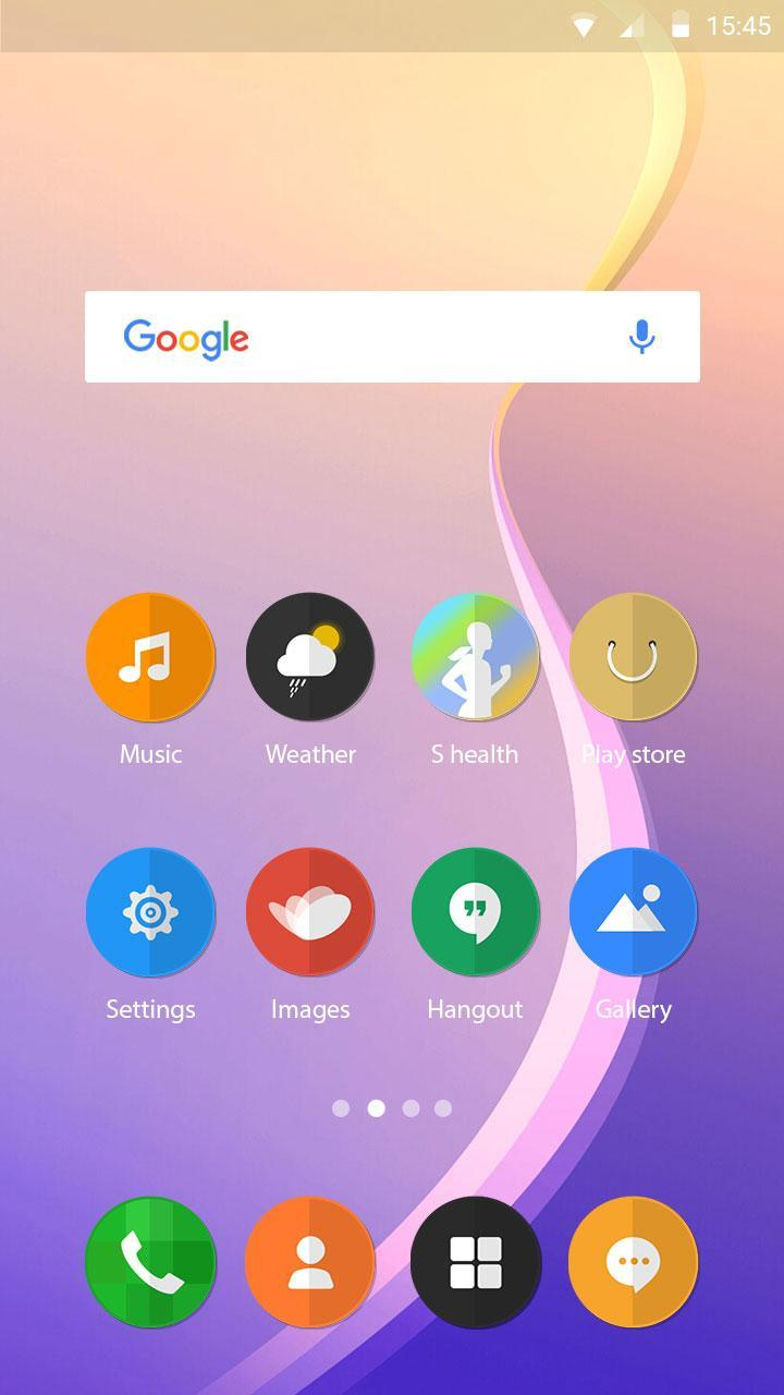 Oppo F1 Selfie Expert Theme and launcher for Android - APK Download