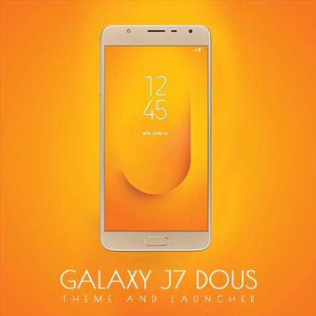 Galaxy J7 Duos Theme and Launcher poster