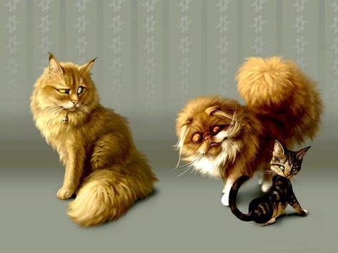 Cool Cats Wallpapers imagem de tela 2