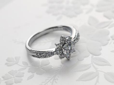 Cool Wedding Ring Wallpapers screenshot 3