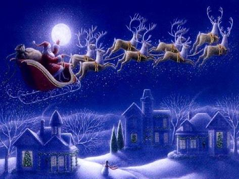 Christmas Santa Wallpapers screenshot 1