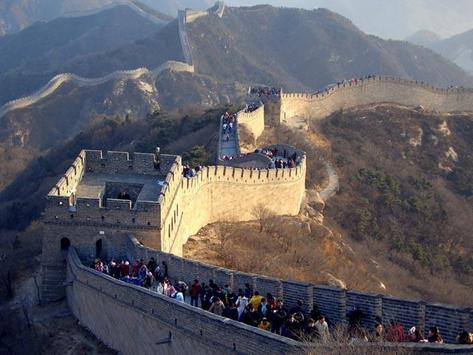 Great Wall of China Wallpapers poster