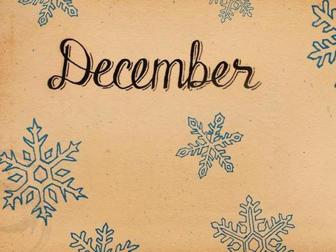 December Wallpapers poster