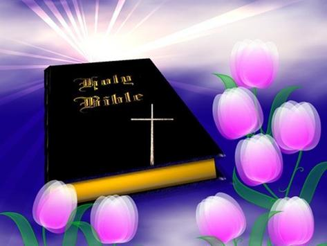 Holy Bible Wallpapers poster