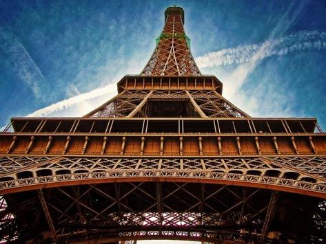 HD Eiffel Wallpapers screenshot 1