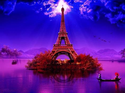 HD Eiffel Wallpapers screenshot 2