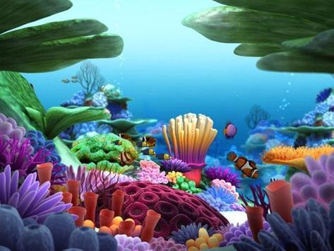 Underwater Wallpapers apk screenshot