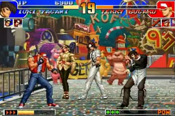 New King Of Fighters 97 Cheat For Android Apk Download