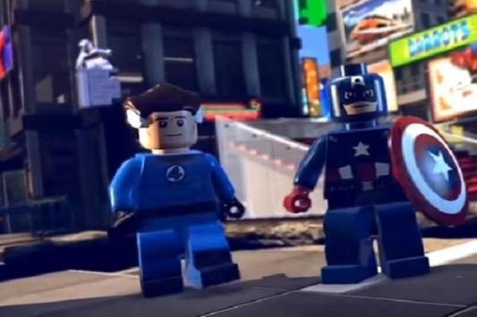 Best GUIDE LEGO Fantastic 4 apk screenshot