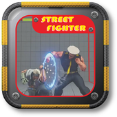 New GUIDE Street Fighter V icon