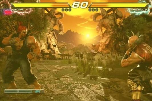 New GUIDE Tekken poster