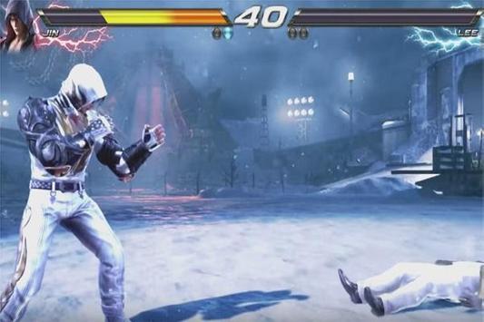 New GUIDE Tekken apk screenshot