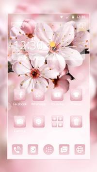 Sakura Pink Theme screenshot 4