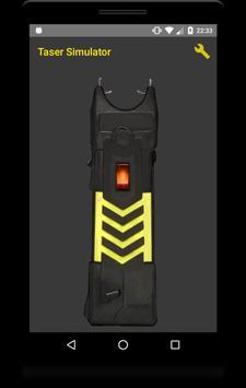 Taser Simulator apk screenshot