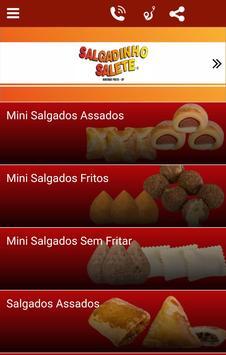 Salgadinho Salete poster
