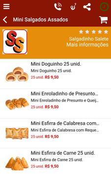 Salgadinho Salete screenshot 1