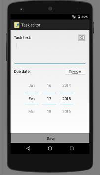 FlashTasks apk screenshot