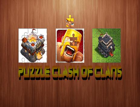 Puzzle For Clash of Clans screenshot 1