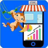 Monkey Sales Management Pro icon