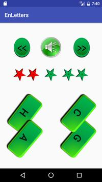 EnLetters (English Letters) screenshot 1
