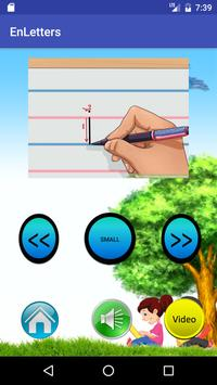 EnLetters (English Letters) screenshot 4