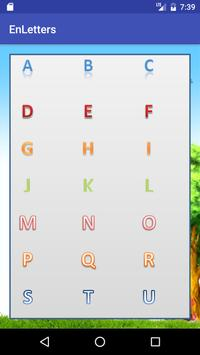 EnLetters (English Letters) screenshot 6