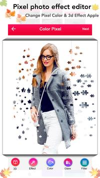 Pixel Effect Photo Editor poster
