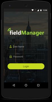 Field Manager poster