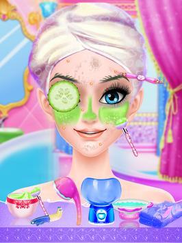 Salon Games : Royal Princess Makeup Salon Game screenshot 2