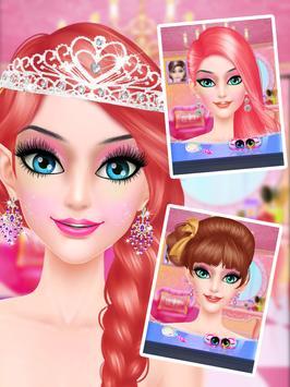 Salon Games : Royal Princess Makeup Salon Game screenshot 3