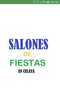Salones de Fiestas en Celaya poster