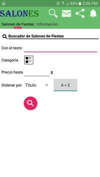 Salones de Fiestas en Celaya screenshot 1