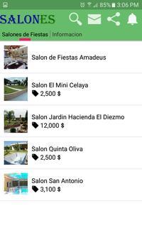 Salones de Fiestas en Celaya screenshot 2