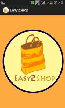 Easy2Shop poster