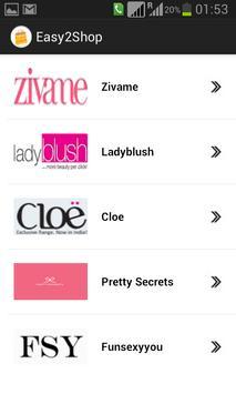 Easy2Shop apk screenshot