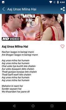 Salman Khan Songs - Bollywood Video Songs screenshot 4