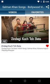 Salman Khan Songs - Bollywood Video Songs screenshot 5