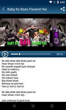Salman Khan Songs - Bollywood Video Songs screenshot 2