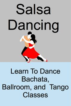 Salsa Dancing: Learn To Dance poster