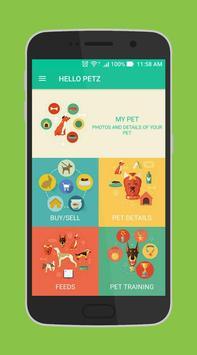 Hello Petz - Pet Care poster