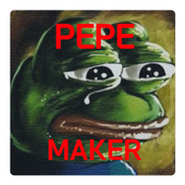 PePe MAKER - pepe frog icon