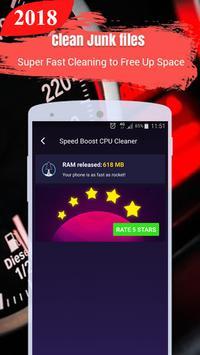 Max Boost - Memory Boost - Speed Booster apk screenshot