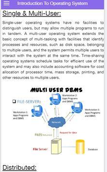 Operating System screenshot 1