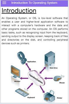 Operating System screenshot 2