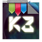 Decoration Text Keyboard icon