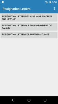 offline letters applications apk screenshot