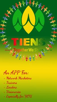 Tianshi Business Group Tiens -(Product & Training) poster